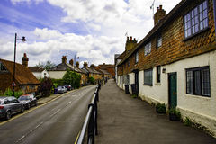 Haslemere cottages Royalty Free Stock Photography