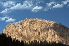 Hasmas mountains, Bicaz Canyon Stock Photo