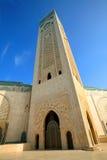Hassan ΙΙ μουσουλμανικό τέμενος Στοκ Φωτογραφίες