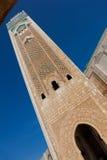Hassan ΙΙ μουσουλμανικό τέμεν&o Στοκ εικόνες με δικαίωμα ελεύθερης χρήσης