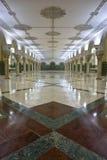 Hassan ΙΙ μουσουλμανικό τέμεν&o στοκ εικόνα με δικαίωμα ελεύθερης χρήσης