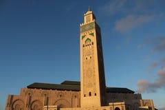Hassan 2 meczet Fotografia Royalty Free