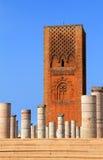 Hassan Basztowy Rabat, Maroko zdjęcia royalty free