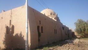 Hassan Fathy meczet Zdjęcie Stock