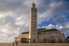 Hassan II Stock Fotografie