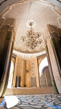 hassan ii interiormoské Royaltyfria Bilder