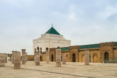 Free Hassan II Mausoleum Stock Images - 40935954