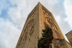 Hassan II Mausoleum Stock Photo