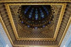 Hassan II mauzoleum Fotografia Royalty Free