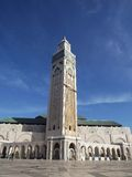 Hassan II meczet, Casablanca Zdjęcie Stock