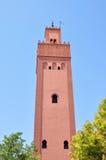 Hassan II Minaret Stock Image