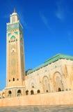 hassan ii moské Arkivbilder
