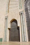 Hassan II Moskee Casablanca Stock Afbeelding