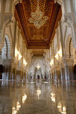 Hassan II Mosque Royalty Free Stock Photos