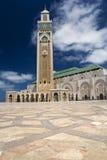 Hassan II Mosque Stock Image
