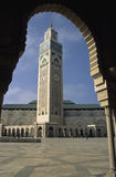 Hassan II Mosque 2 Royalty Free Stock Photography