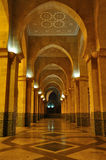 Hassan II Mosque in Casablanca Royalty Free Stock Image