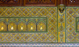 Hassan II Mosque Casablanca interior detail Stock Photos