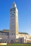 Hassan II Mosque Casablanca Morocco Stock Photos
