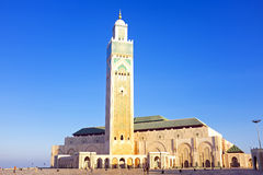 Hassan II Mosque Casablanca Morocco Stock Images