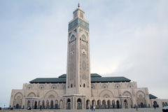 Hassan II Mosque. Casablanca, Morocco Stock Photography