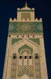Hassan II Mosque in Casablanca, Morocco royalty free stock image
