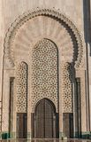 Hassan II mosque, Casablanca Morocco royalty free stock photography