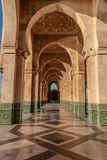 Hassan II mosque, Casablanca Morocco stock photos