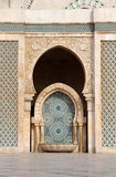 The Hassan II Mosque Royalty Free Stock Images