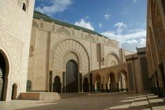 Hassan II szczegóły Fotografia Stock