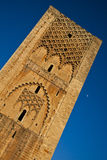 Hassan-Kontrollturm Stockfotos
