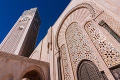 Hassan 2 meczet Zdjęcia Royalty Free