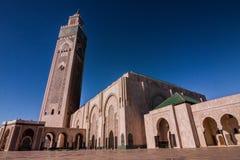 Hassan 2 Moskee Royalty-vrije Stock Afbeeldingen
