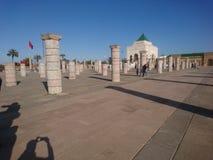 Hassan Mosque arkivbilder