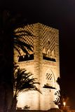 Hassan Tower à Rabat Photographie stock libre de droits