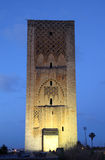 Hassan Tower in Rabat Royalty Free Stock Photography