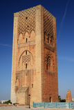 Hassan tower in Rabat, Morocco Stock Images