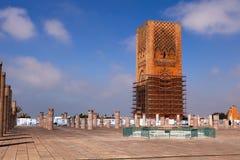 Hassan Tower, Rabat, Morocco Royalty Free Stock Photos