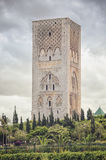 Hassan tower in Rabat Stock Photos