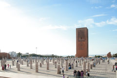 Hassan wierza, Rabat Zdjęcia Royalty Free