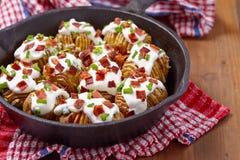 Free Hasselback Potatoes Stock Photo - 51438300