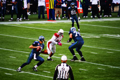 Hasselbeck Throw Royalty Free Stock Image