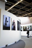 Hasselblad Masters Gallery at Photokina 2008 Royalty Free Stock Image