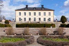 Hasselby城堡 库存照片