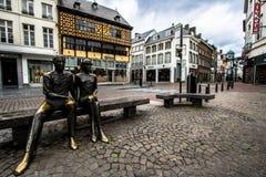 Hasselt, België stock foto's