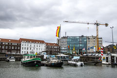 Hasselt Belgien Royaltyfri Foto