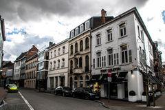 Hasselt, Belgium Royalty Free Stock Photography