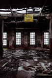 Hasselträ-Kartbok Exponeringsglas Företag - rulla, West Virginia Royaltyfri Fotografi