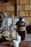 Hasselträ-Kartbok Exponeringsglas Företag - rulla, West Virginia Arkivfoto