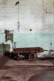 Hasselträ-Kartbok Exponeringsglas Företag - rulla, West Virginia Arkivfoton